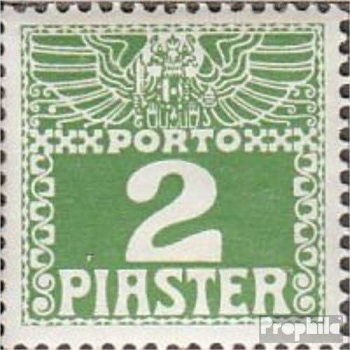 Prophila Collection Austria.-Correos Levante Michel.-No..: p10y B ...