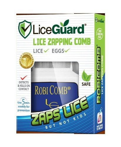 LiceGuard Robi Comb Electronic Lice Comb 1 EA - Buy Packs and SAVE (Pack of 4)