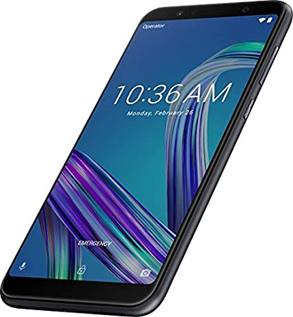 Asus Zenfone Max Pro M1 Black 4gb Ram 64gb Storage Amazon In