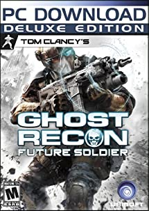 Tom Clancy's Ghost Recon Future Soldier - Deluxe Edition [Online Game Code]