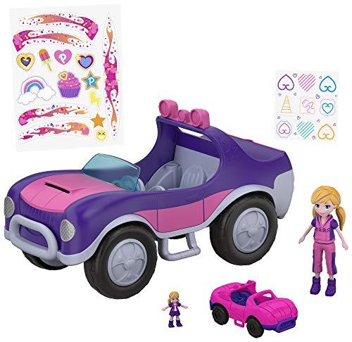 (Polly Pocket Adventure  S.U.V. (Secret Utility Vehicle))
