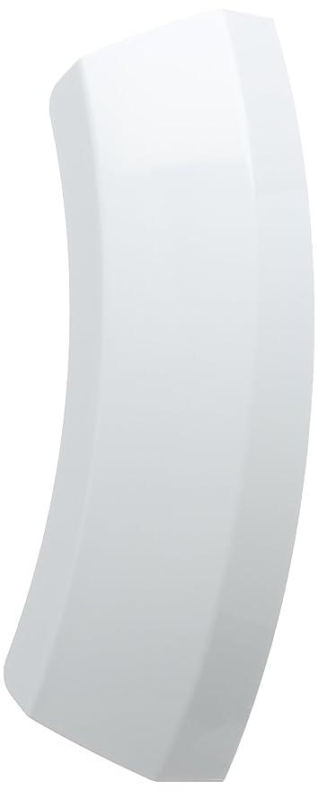 GENUINE BOSCH Classixx 7 WTE84105GB TUMBLE DRYER WHITE DOOR HANDLE 644221