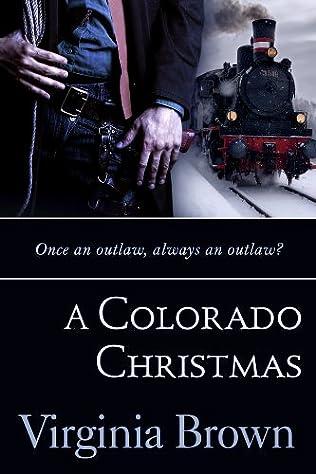 book cover of A Colorado Christmas