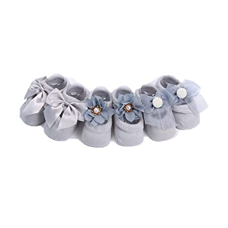 Ogquaton Calcetines de bebé Calcetines de algodón Calcetines de ...