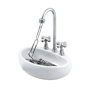 mi 557 kitchen sink paper clip holder. Interior Design Ideas. Home Design Ideas