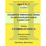 Practice Combinatorics: Level 2 (ages 9 to 11)