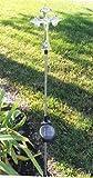 GSL SS-GSL-E2187 Cross Solar Light Landscape Garden Stake