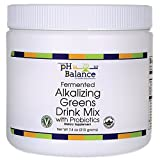 Swanson Fermented Alkalizing Greens Drink Mix 7.4 Ounce (210 g) Pwdr For Sale