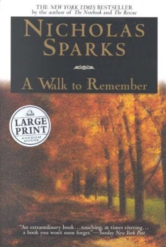 Rescue Nicholas Sparks