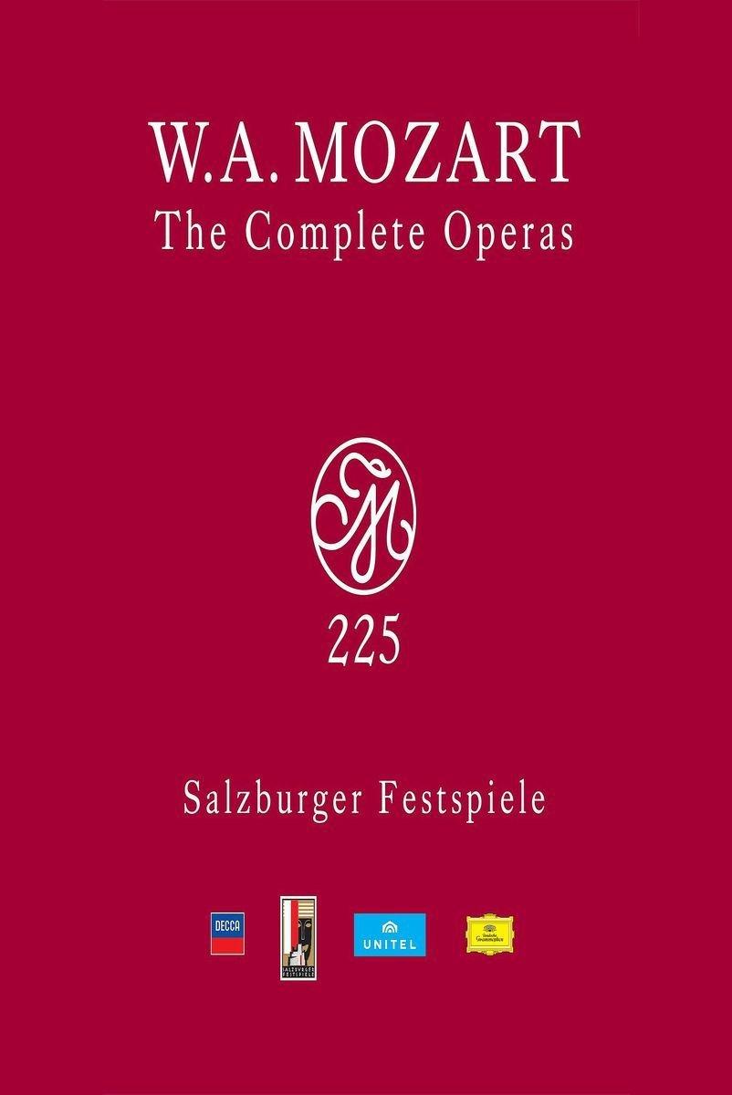 Mozart: the Complete Operas [DVD] B01J9792NU