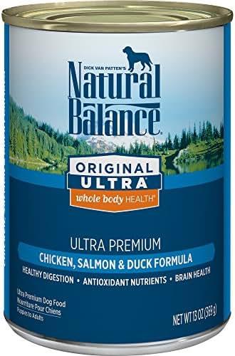 Dog Food: Natural Balance Original Ultra