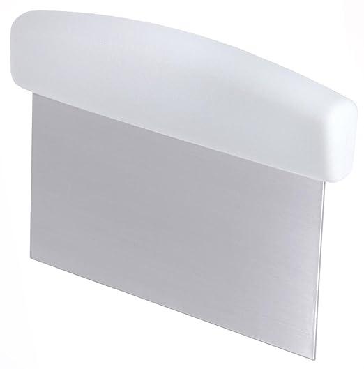 18 opinioni per Contacto Bander- Spatola raschietto per pasta, con manico in ABS, 15 x 7,5 cm,