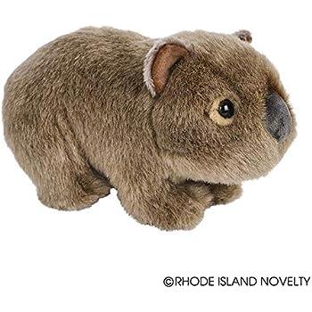 Amazon Com Adventure Planet 7 Quot Heirloom Wombat Stuffed