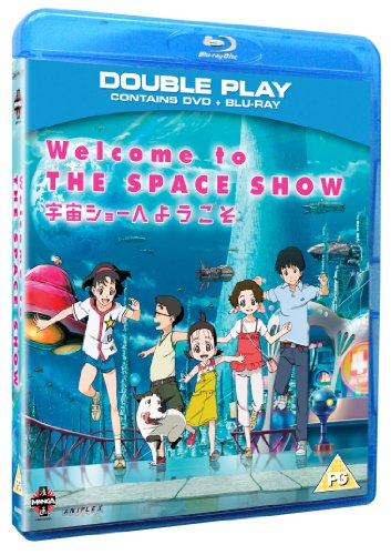 Welcome to the Space Show (Blu-ray/DVD Combo)