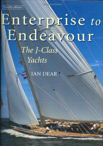 Enterprise to Endeavour: The J-Class Yachts