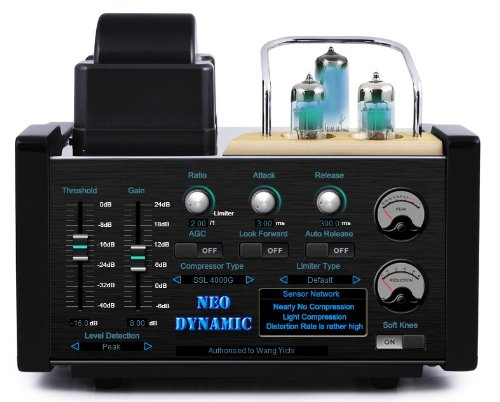 Sound Magic Neo Dynamic 10 in 1 Dynamic Processing Plugin Software