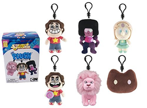 Steven Universe Plush Clip-Ons Mystery Box 'Includes 1 Random Plushie'