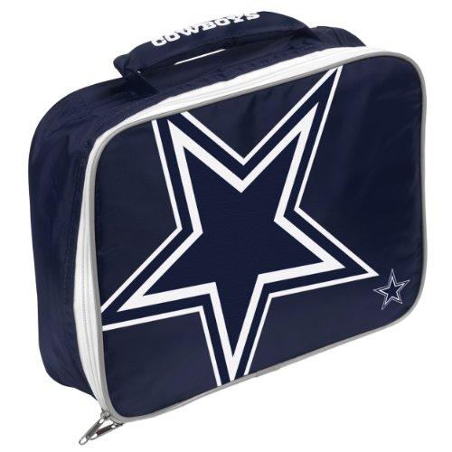 Cowboys Lunch (Dallas Cowboys Big Logo Flat Lunch Bag)