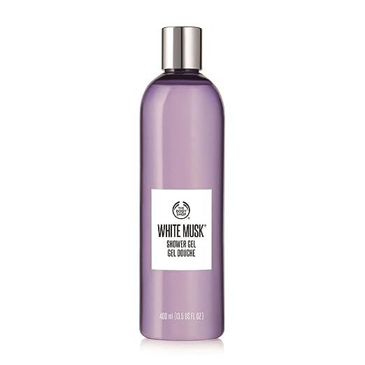 The Body Shop White Musk Shower Gel, 13.5 Fl Oz