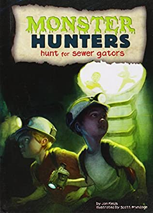 book cover of Hunt for Sewer Gators