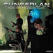 Die Kanonen von Galone (Cungerlan 4) | Frank-Michael Rost, Jerry Marcs
