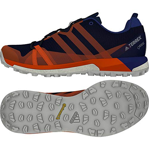 orange Scarpe Conavy blubea Terrex orange Da conavy blubea Running Uomo Adidas Agravic Trail Gtx Blu fO7aSnqt