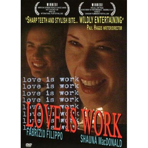 DVD : Love Is Work (DVD)