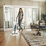 Shark S6001W Electric Floor Steamer Genius Steam
