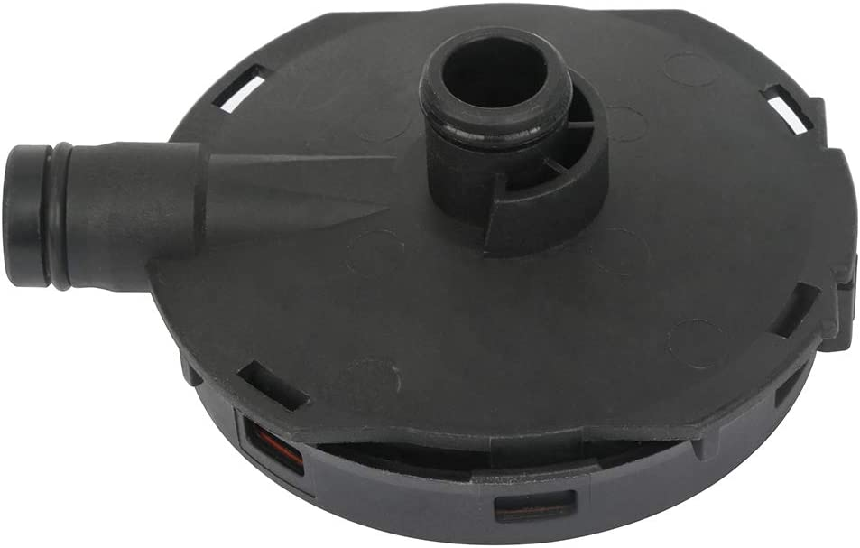 TUPARTS Engine Crankcase Vent Valve PCV Valve Oil Separator Replace 06C103235A Compatible with Audi A4 A6 Quattro 02 03 04 PCV Breather Hose Kit