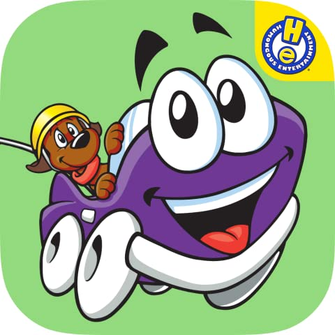 Putt-Putt® Enters the Race [Online Game Code] (Educational Software)