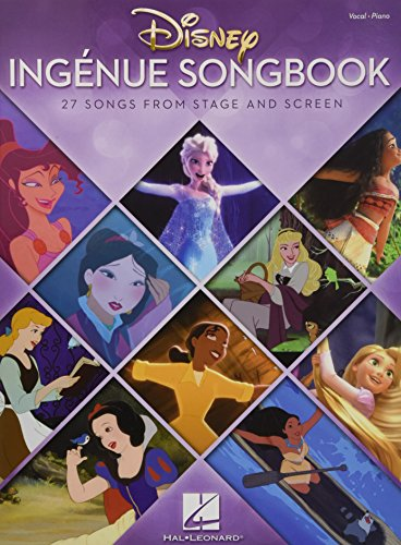 - Disney Ingenue Songbook: 27 Songs from Stage and Screen
