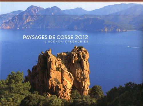 AGENDA CALENDRIER PAYSAGES DE CORSE 2012