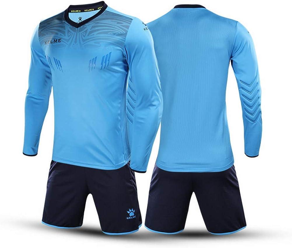 KELME Goalkeeper L/S Set Conjunto Equipaciones Portero Hombre: Amazon.es: Deportes y aire libre