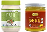 Primal Kitchen Avocado Oil Mayo & Pure Traditions Organic, Cultured Grass-fed Ghee