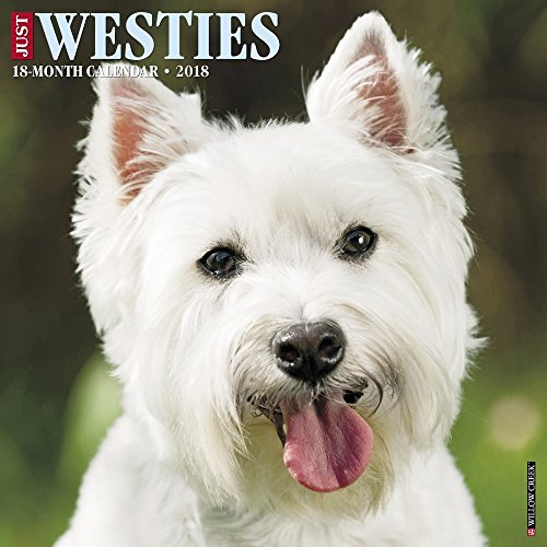 Westies 2018 Wall Calendar Photo #1
