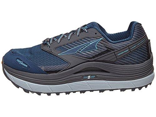 Altra Olympus 2.5 Women's Trail Running Shoe, Navy, 8.5