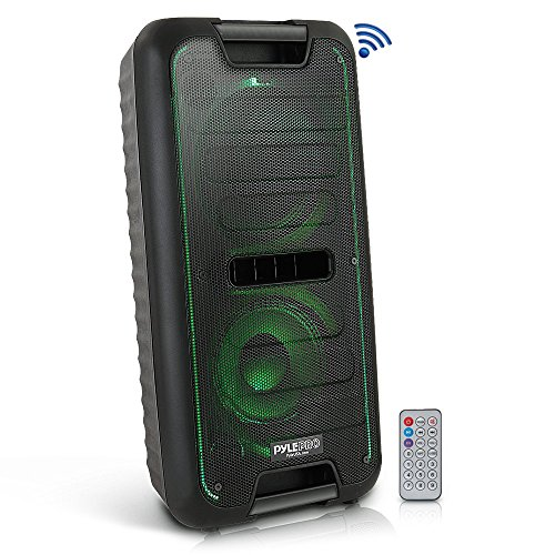 Wireless Portable PA Speaker System - 360W Bluetooth Compati