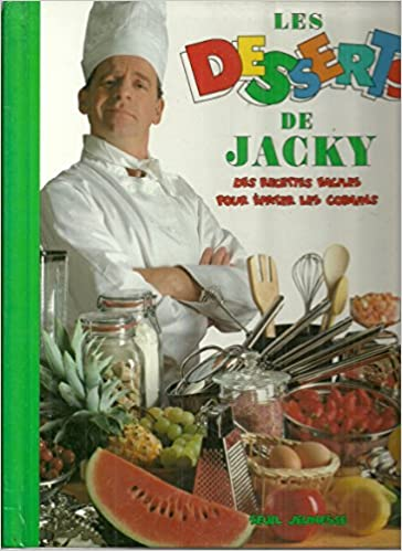 Livre LES DESSERTS DE JACKY pdf, epub ebook