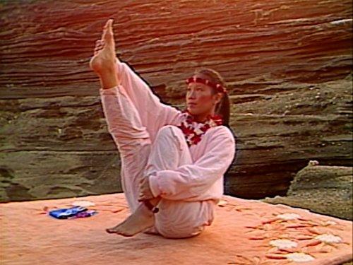 Tigers Video Chair - Wai Lana Yoga S1-E07 Balance Your Buttocks