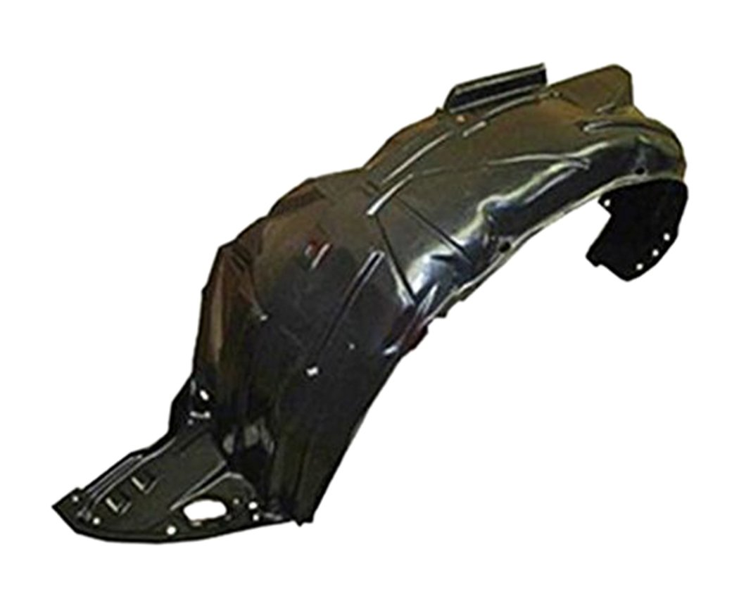 OE Replacement Honda Civic Front Driver Side Fender Splash Shield Partslink Number HO1250106