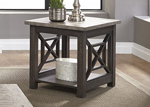 Liberty Furniture 422-OT1020 Heather Brook Occasional End Table