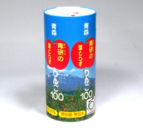 Apples 100 195g Cartocan 30 pieces 3 case is not taken AoKen leaf by The leaf taken not apples