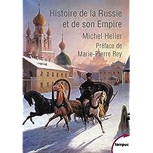 Histoire de la Russie et de son empire (TEMPUS t. 604) (French Edition)