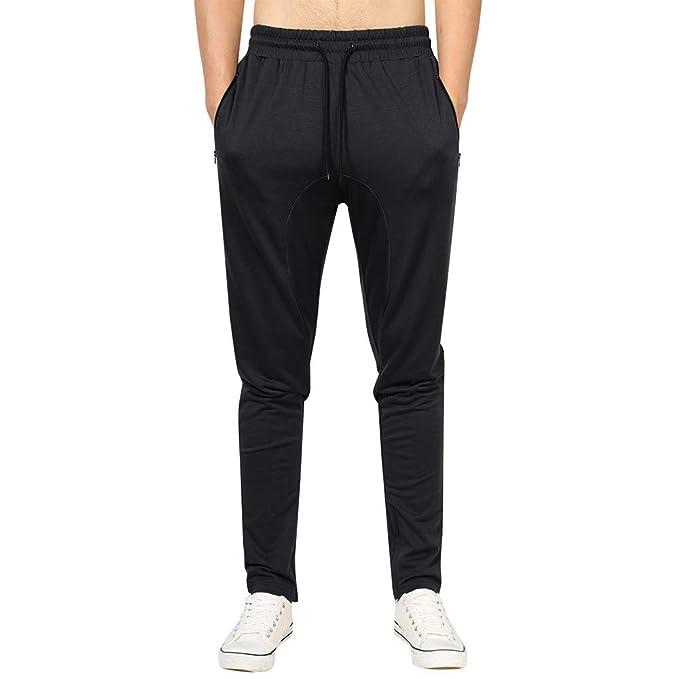 132fb9ef8de Dainzuy Mens Jogger Pants