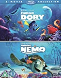 Finding Dory/ Finding Nemo Double Pack [Blu-ray] [All regions] [UK Import]