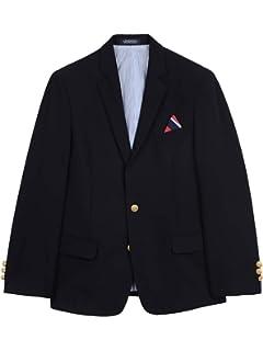 Amazon.com: Johnnie Lene Dress Up Boys Blazer Jacket: Clothing