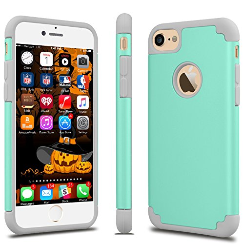 Soft Commuter Case for Apple iPhone 6 (Lime) - 3