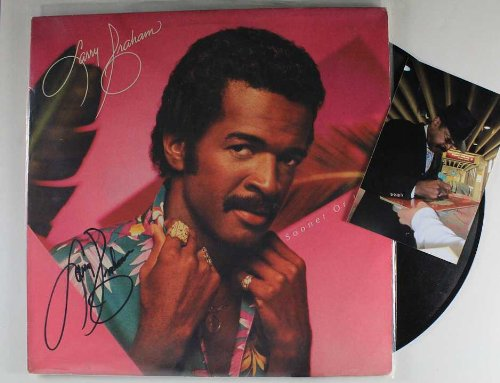 Larry Graham Autographed