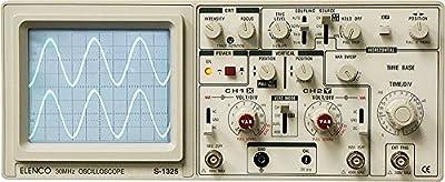 Oscilloscope, S-1325 25mhz - S-1325