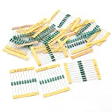 POYING 200PCS 0.5W 20 Value Assorted Color Wheel Inductor Kit 10% Tolerance Set